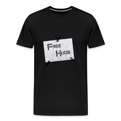 FreeHugs HOMME (Premium) - T-shirt Premium Homme