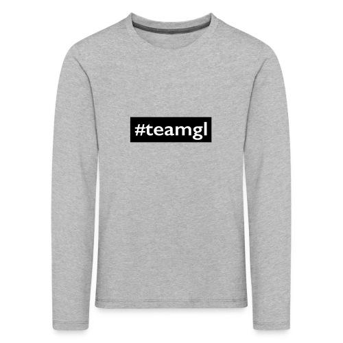 #teamgl Langarmshirt - Kids • versch. Farben - Kinder Premium Langarmshirt
