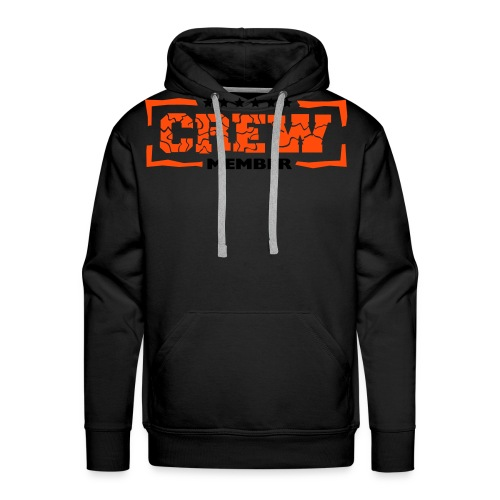 Only for High Ride Crew Member or Friends - Männer Premium Hoodie