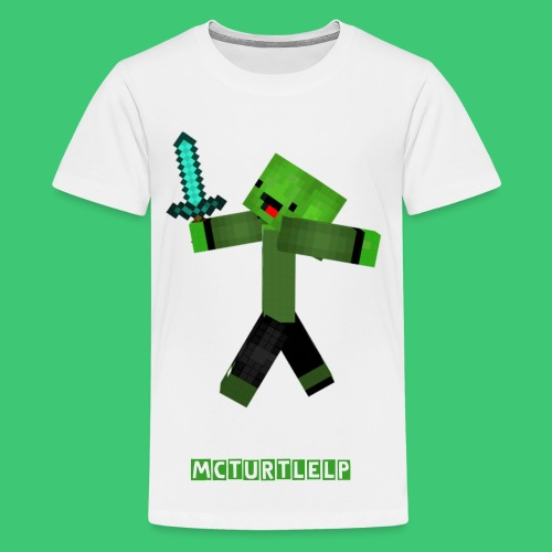 MCTurtleLP Original - Kinder - Teenager Premium T-Shirt