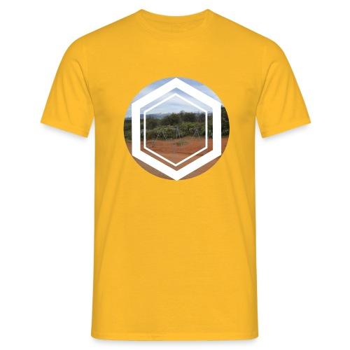 Mannen t-shirt 'Andalucia'  - Mannen T-shirt