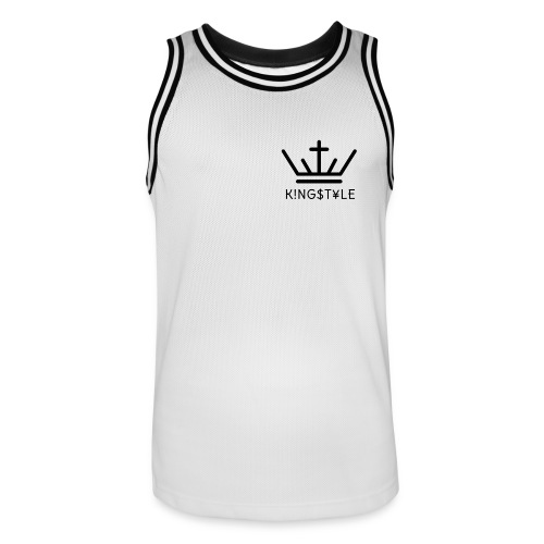 Kingstyle Basketballtrikot Men - Männer Basketball-Trikot