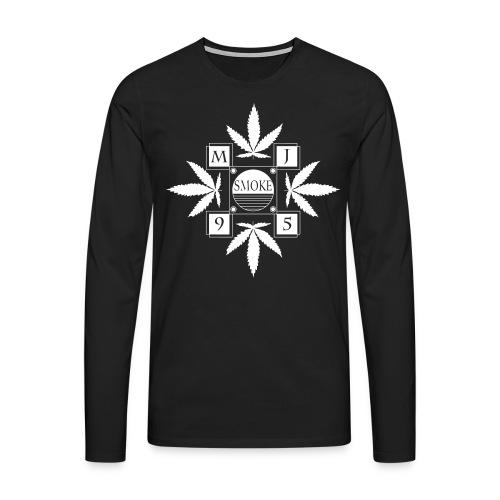 Marijane - Männer Premium Langarmshirt