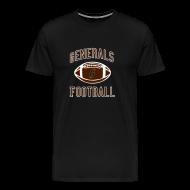 T-Shirts ~ Männer Premium T-Shirt ~ Big Size - T-Shirt - Retro