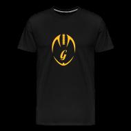 T-Shirts ~ Männer Premium T-Shirt ~ Big Size - T-Shirt - Vertikal