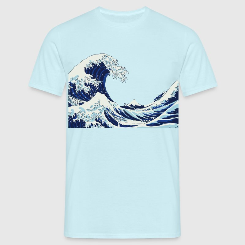 big Wave T-Shirts - Men's T-Shirt