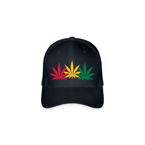 Casquette Flexfit - cannabis,weed