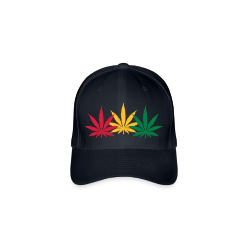 Casquette Flexfit - weed,cannabis