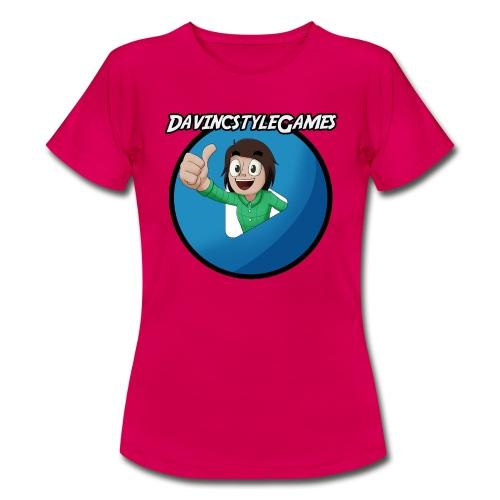 Achtbaan Shirt (VROUW) - Davincstyle - Vrouwen T-shirt
