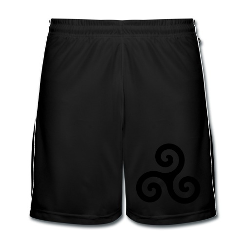Short spirale - Short de football Homme