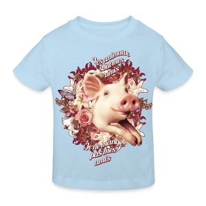 Je ne mange pas mes amis - T-shirt bio Enfant