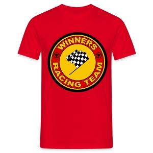 Winners racing team - Men's T-Shirt