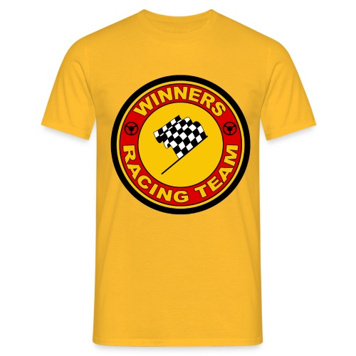 Winners racing team - Men's T-Shirt