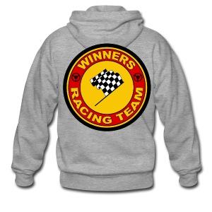 Winners racing team - Men's Premium Hooded Jacket