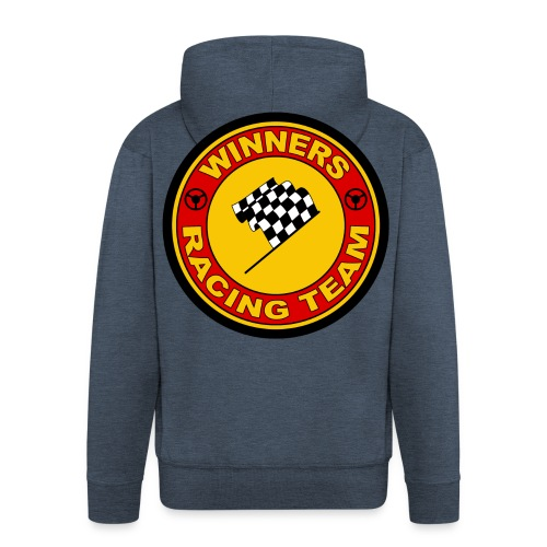 Winners racing team - Men's Premium Hooded Jacket