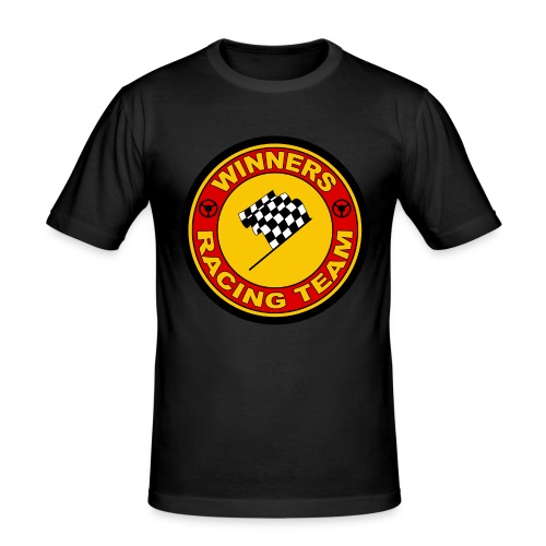 Winners racing team - Men's Slim Fit T-Shirt