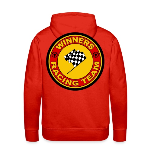 Winners racing team - Men's Premium Hoodie