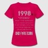 1998 18th Birthday - Women's T-Shirt
