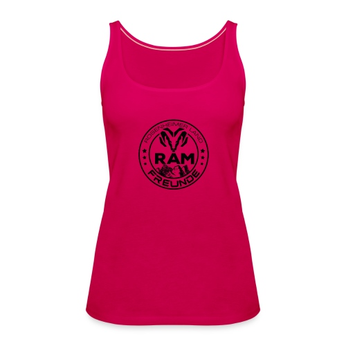 Tank Top Pink Edition - Frauen Premium Tank Top