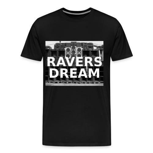 Ravers Dream T-Shirt - Männer Premium T-Shirt
