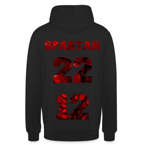 Spartan 22.12 Hoodie - Unisex Hoodie