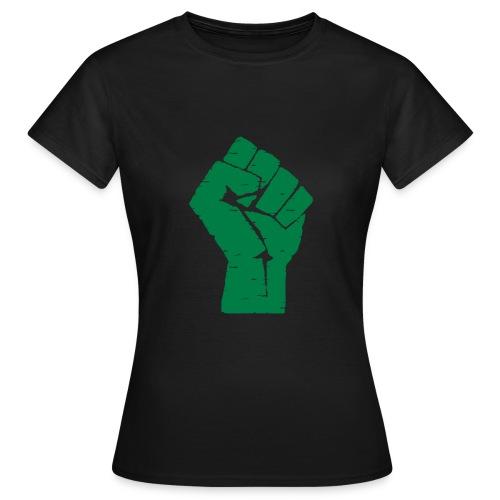 Revolt - T-shirt Femme
