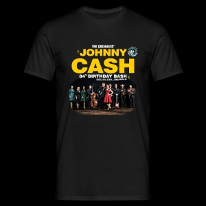 The Cashbags 84th Birthday Tour - Männer T-Shirt