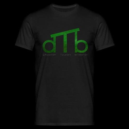 Männershirt Draisinen Touren - Männer T-Shirt