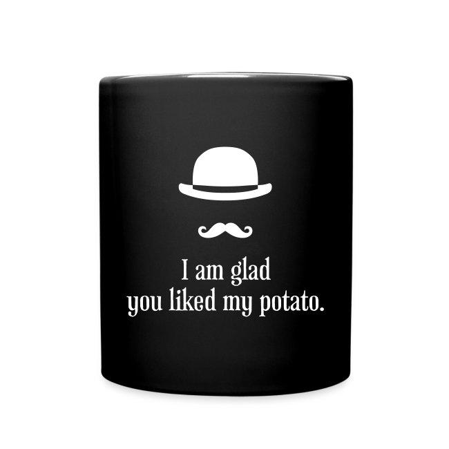 Sherlock: Like my potato