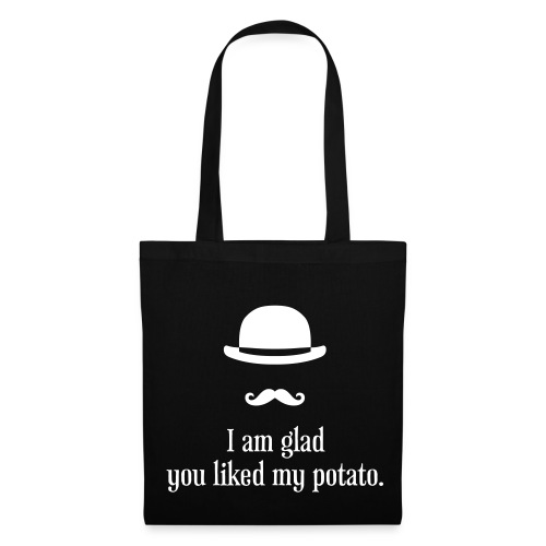 Sherlock: Like my potato - Stoffbeutel