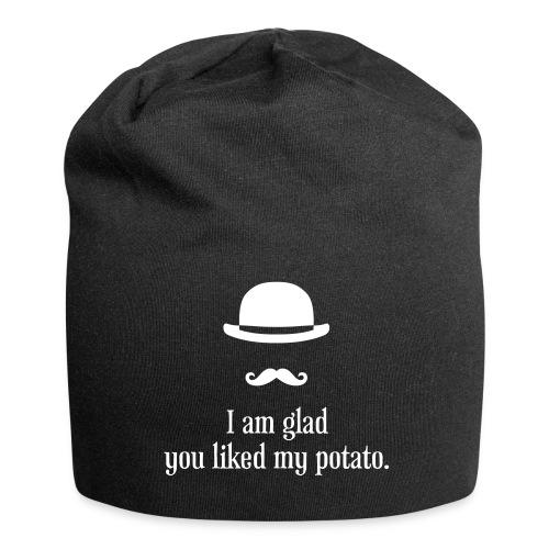 Sherlock: Like my potato - Jersey-Beanie