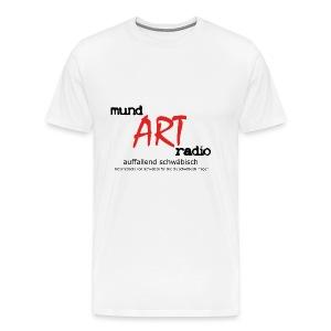 FanShirtMan - Männer Premium T-Shirt