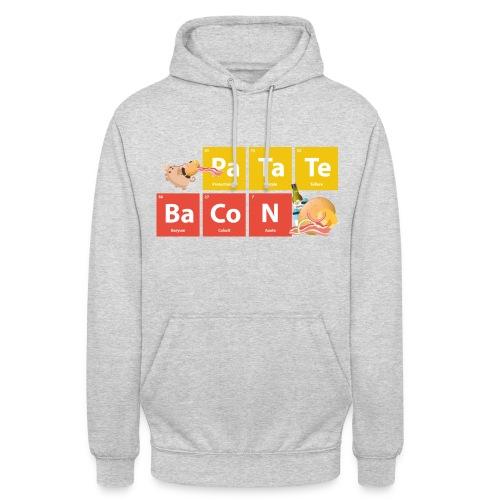 Tableau Périodique - Sweat Unisexe - Sweat-shirt à capuche unisexe