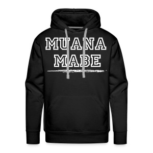 Sweat-shirt MUANA MABE - Sweat-shirt à capuche Premium pour hommes