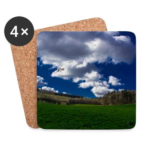 Untersetzer MoSi Fotografie mit Bild - Untersetzer (4er-Set)
