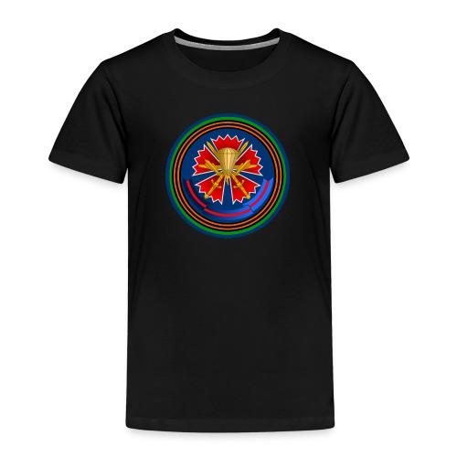 45 kids svart - Premium-T-shirt barn