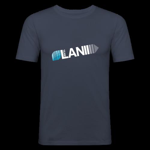 LANII 2016 - Männer Slim Fit T-Shirt