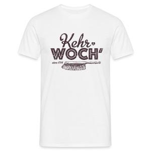 Kehrwoch - Kerle - Männer T-Shirt