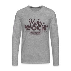 Kehrwoch - Kerle - Männer Premium Langarmshirt