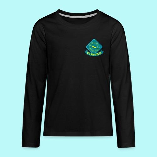 T SHIRT MANCHES LONGUES  ADO - T-shirt manches longues Premium Ado
