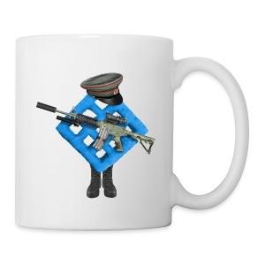 BWAF Soldier Mug  - Mug