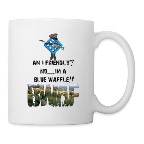Am i friendly ? Mug  - Mug