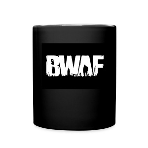 BWAF Plain logo Mug  - Full Colour Mug