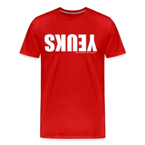 REVERSE YEUKS - T-shirt Premium Homme