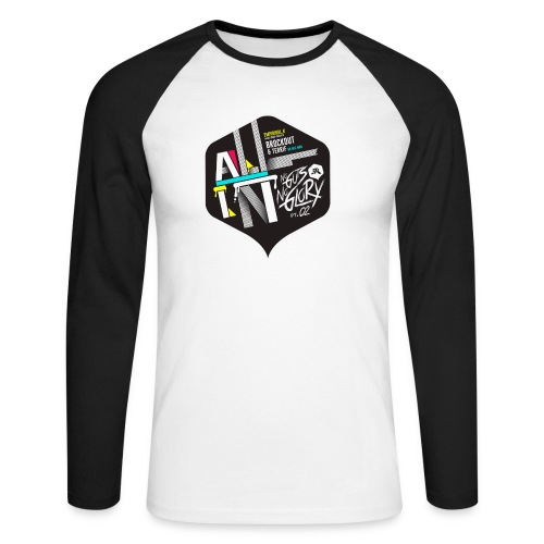 NGNG: LONG SLEEVE - Men's Long Sleeve Baseball T-Shirt