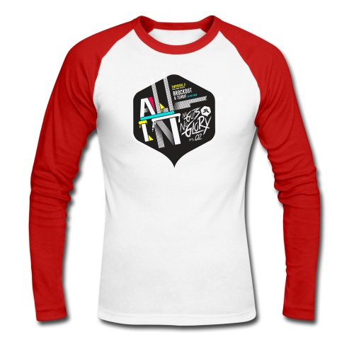NGNG: LONG SLEEVE   - Men's Long Sleeve Baseball T-Shirt
