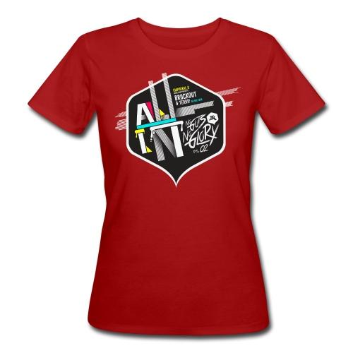NGNG: EARTH / T-SHIRT - Women's Organic T-Shirt