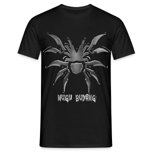 Cissaronid | Silver-Edition - Nugu Buyeng [Black] - Männer T-Shirt