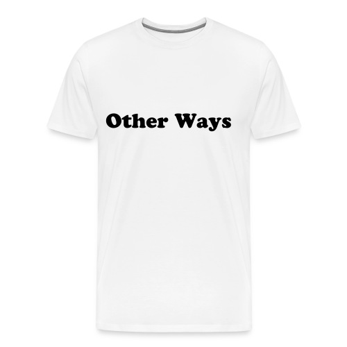 Other Ways T-shirt - Männer Premium T-Shirt