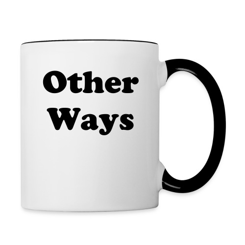 Other Ways Tasse - Tasse zweifarbig